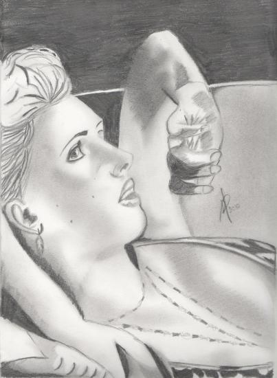 Scarlett Johansson by Marjoriedu40
